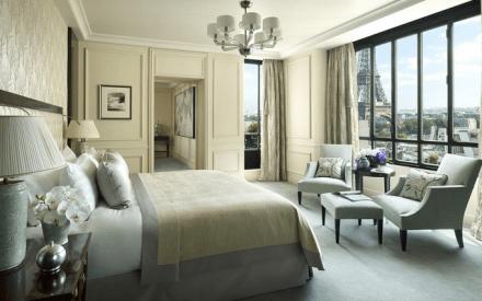 Top 10 Luxury Hotels in Paris