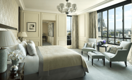 Top 10 Luxury Hotels in Paris