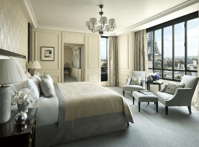 Top 10 Luxury Hotels In Paris Expedia Ca