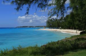 Miami Beach, also known as Enterprise Beach, is one of the prettiest in Barbados.