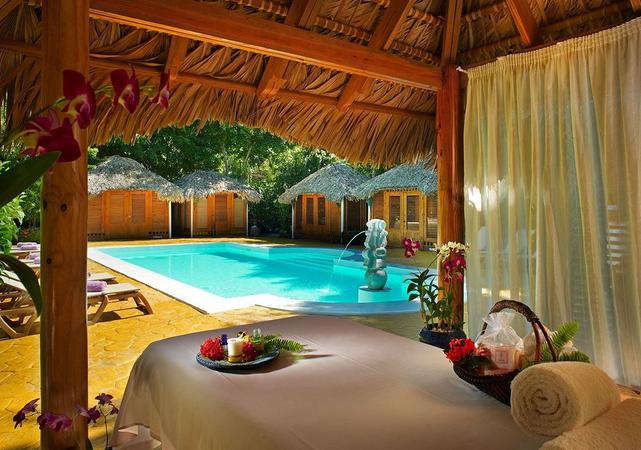 Paradisus Punta Cana outdoor pool