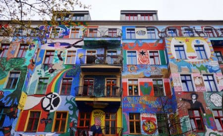 4 Cool Neighbourhoods to Check Out in Berlin