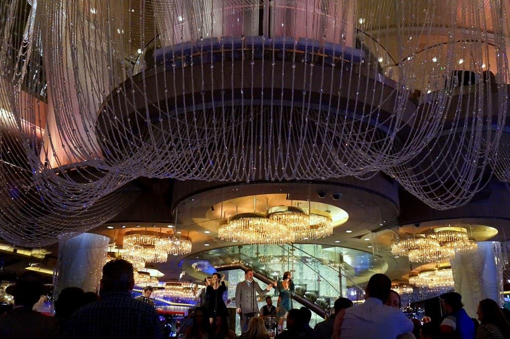 The Chandelier in Las Vegas