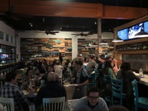 Waypoint Kitchen offers tasty food and great, local beers in San Diego. JIM BYERS PHOTO