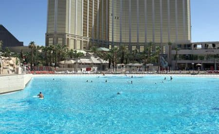 Beat the Heat in Las Vegas at These Stylish Pools