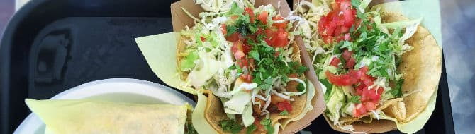 The 5 Best Taco Shops in San Diego