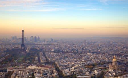 Paris in the Summertime