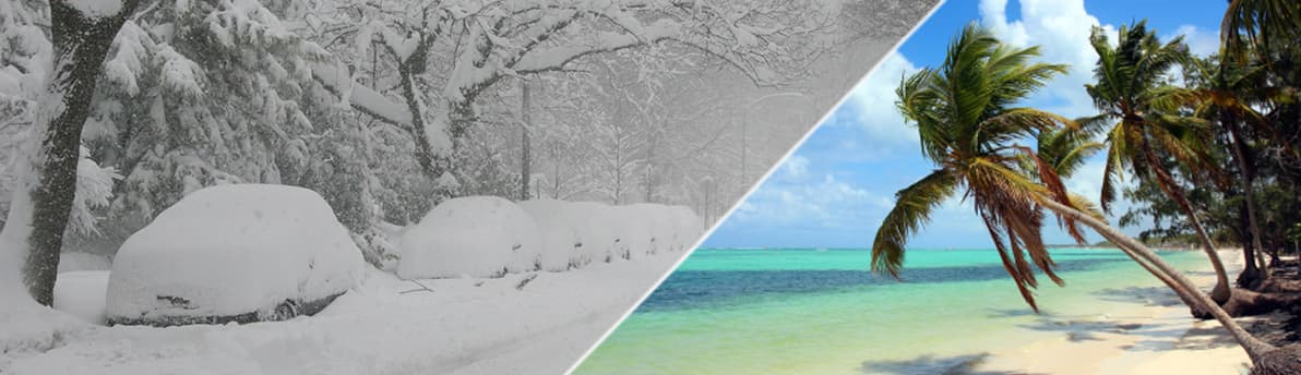 White Snow for White Sand: 5 Reasons to Spend Christmas on a Beach