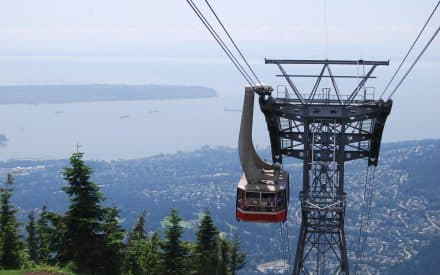 5 Sports to Try This Summer on Grouse Mountain