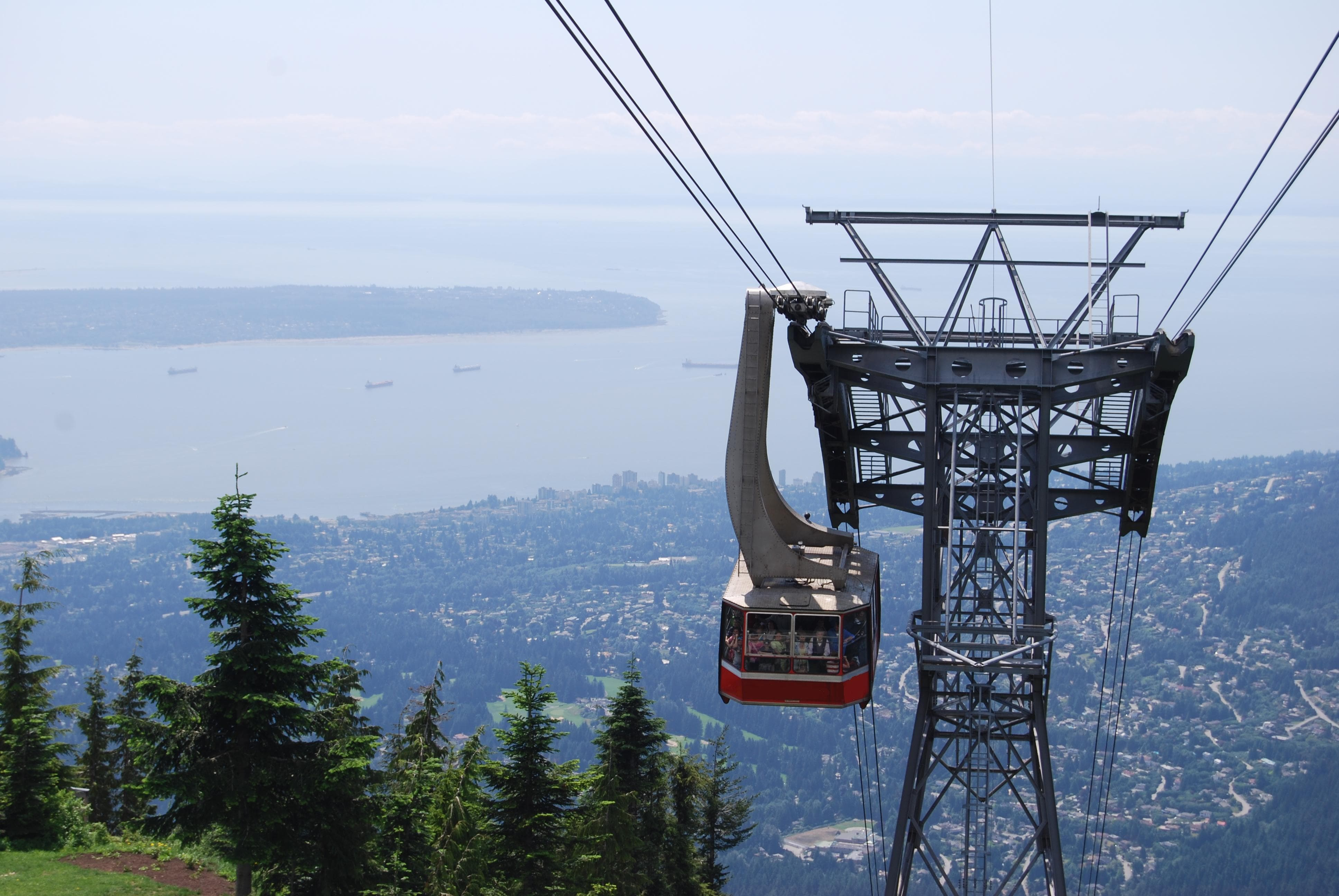 5 Sports To Try This Summer On Grouse Mountain Expedia Ca