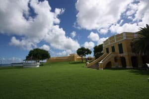 Fort Christiansted is an historic spot in St. Croix. Lots of fun for the kids. JIM BYERS PHOTO