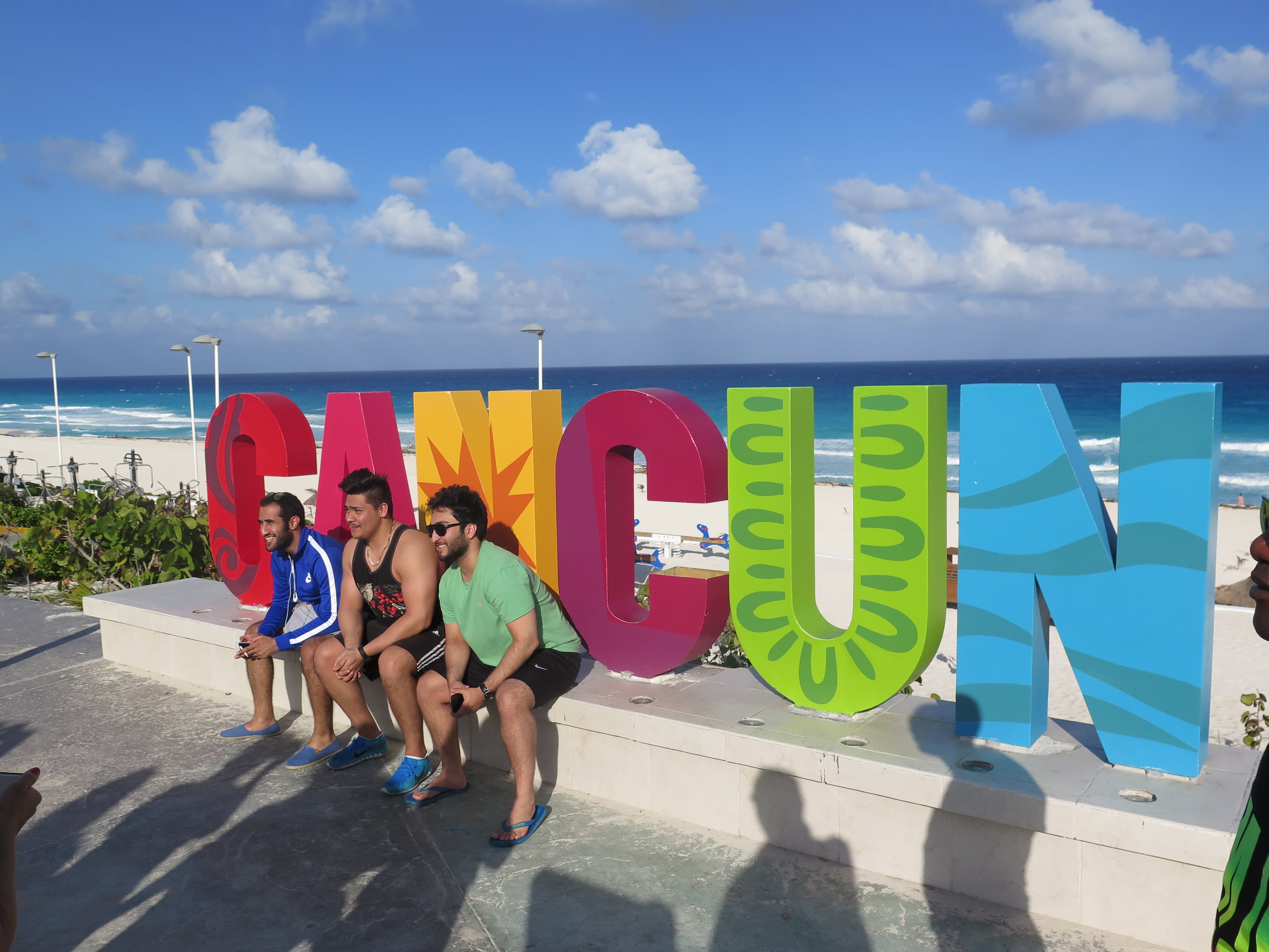 cancun geography