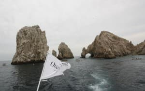 The famous Arch in Cabo San Lucas. JIM BYERS PHOTO