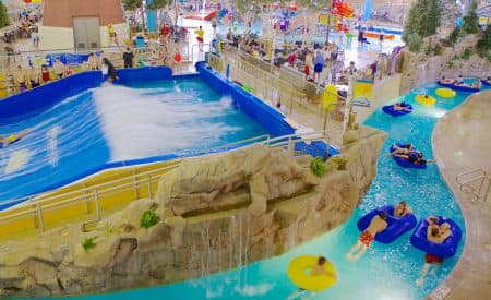 Keep Your Cool at Some of America's Best Water Parks