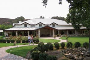 Fess Parker is a great winery not far from Santa Barbara.
