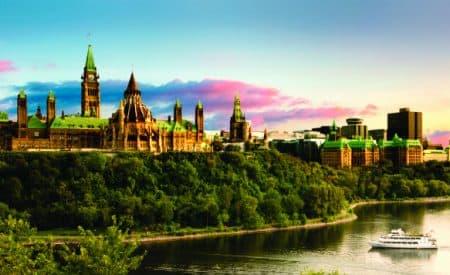 A Quick Getaway to Ottawa