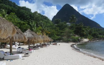 Great Stays on Lovely – and Lively – St. Lucia