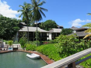 The Capella at Marigot Bay is a recent arrival on the St. Lucia hotel scene.