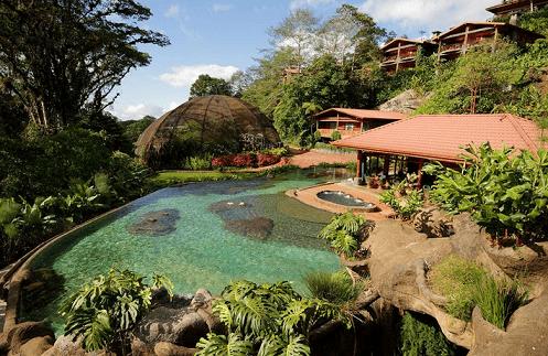 Peace Lodge Vara Blanca Costa Rica
