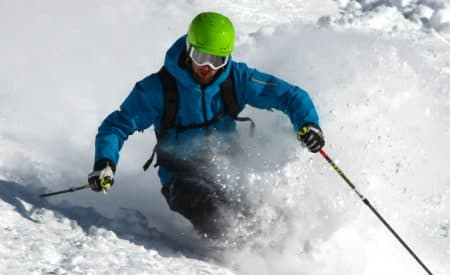 Learning the Slopes with Four of Canada's Champion Skiers