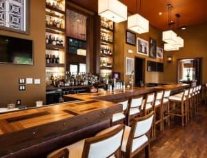 SOCO Contemporary Kitchen in the Thornton Park area of Orlando.