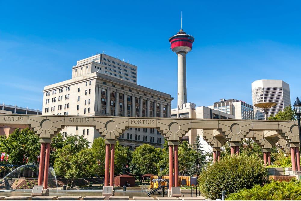 Body - Calgary Tower