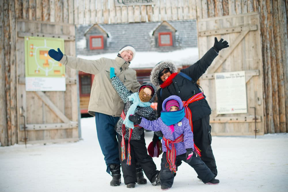 Image courtesy of Festival du Voyageur