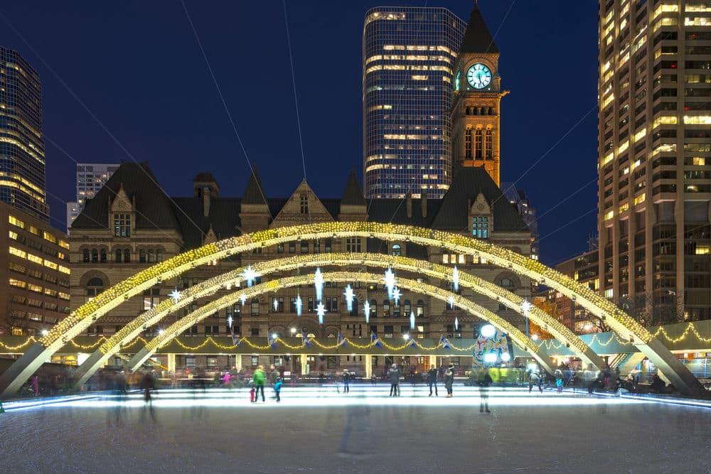Body - Toronto ice skating