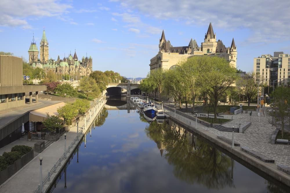 Body - Rideau Canal