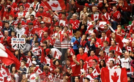 Best of the Best at Canada's Top Hockey Arenas