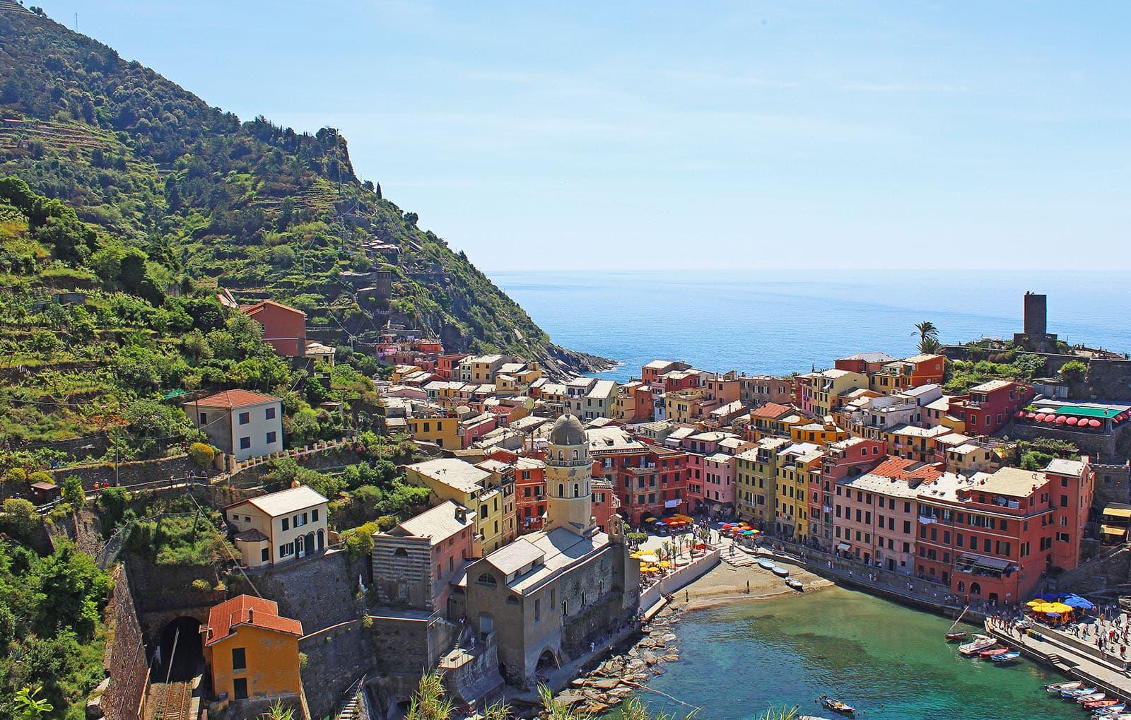 Cinque Terre Italy - image