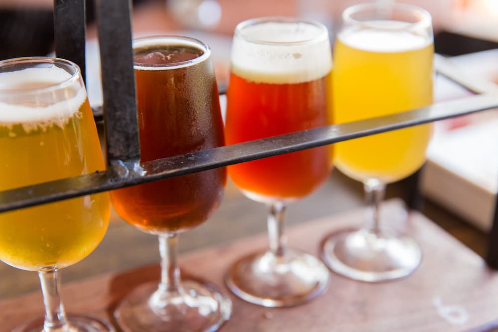 Craft Beer Selection