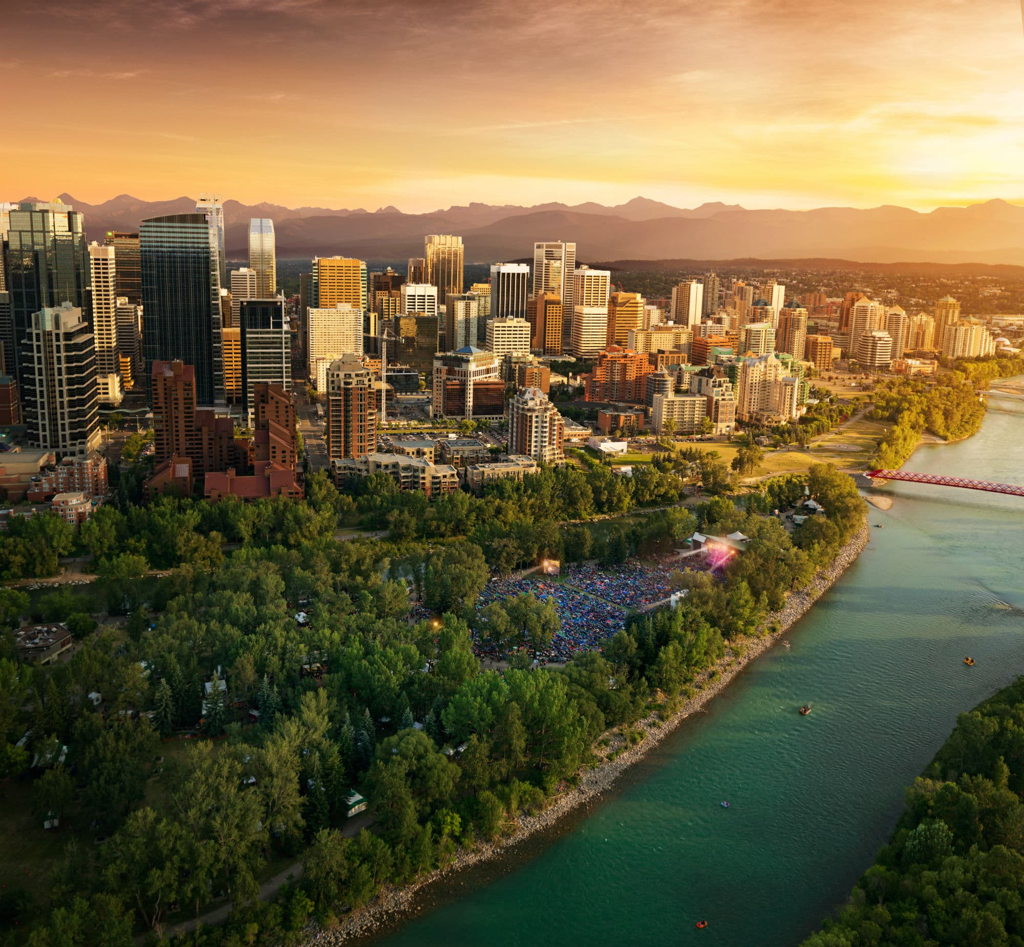 Calgary Skyline tier1