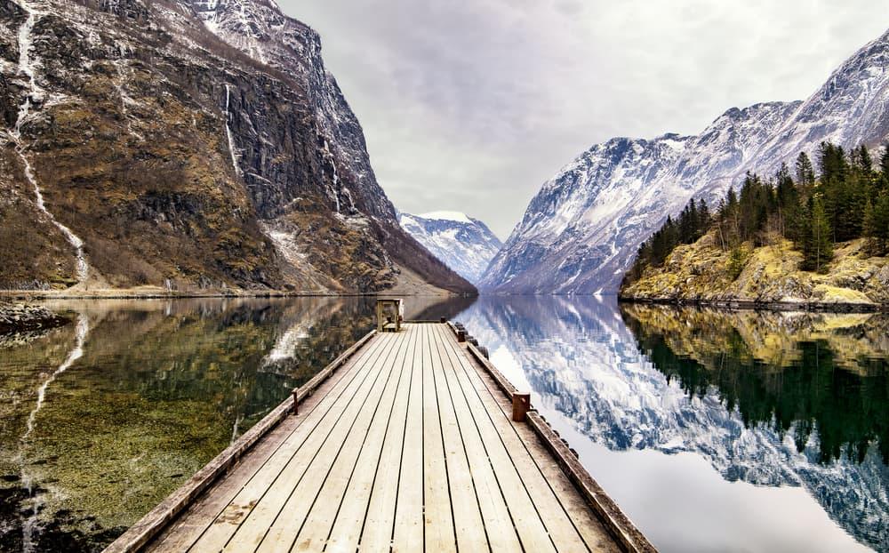Gudvangen Norway
