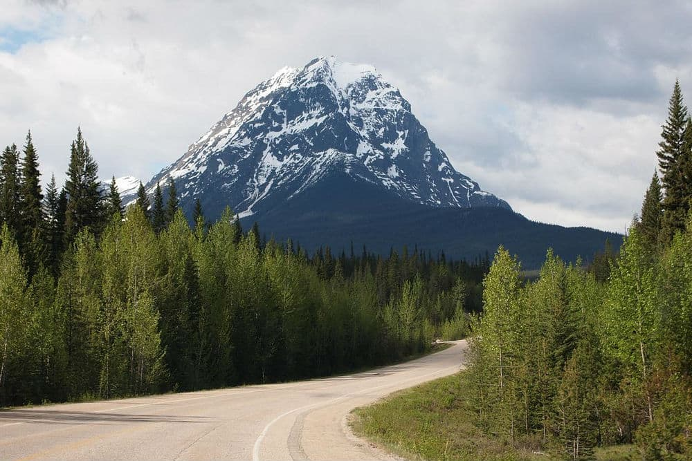 banff, roadtrip, icefields parkway