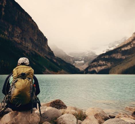 Thumbnail - hiker