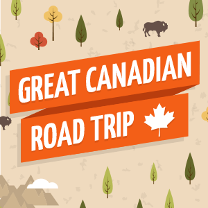 Great Canadian Road Trip - thumb