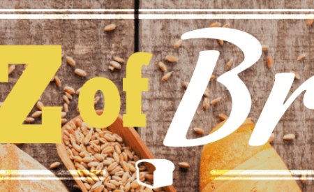 An a-z of breads from around the world [Infographic]