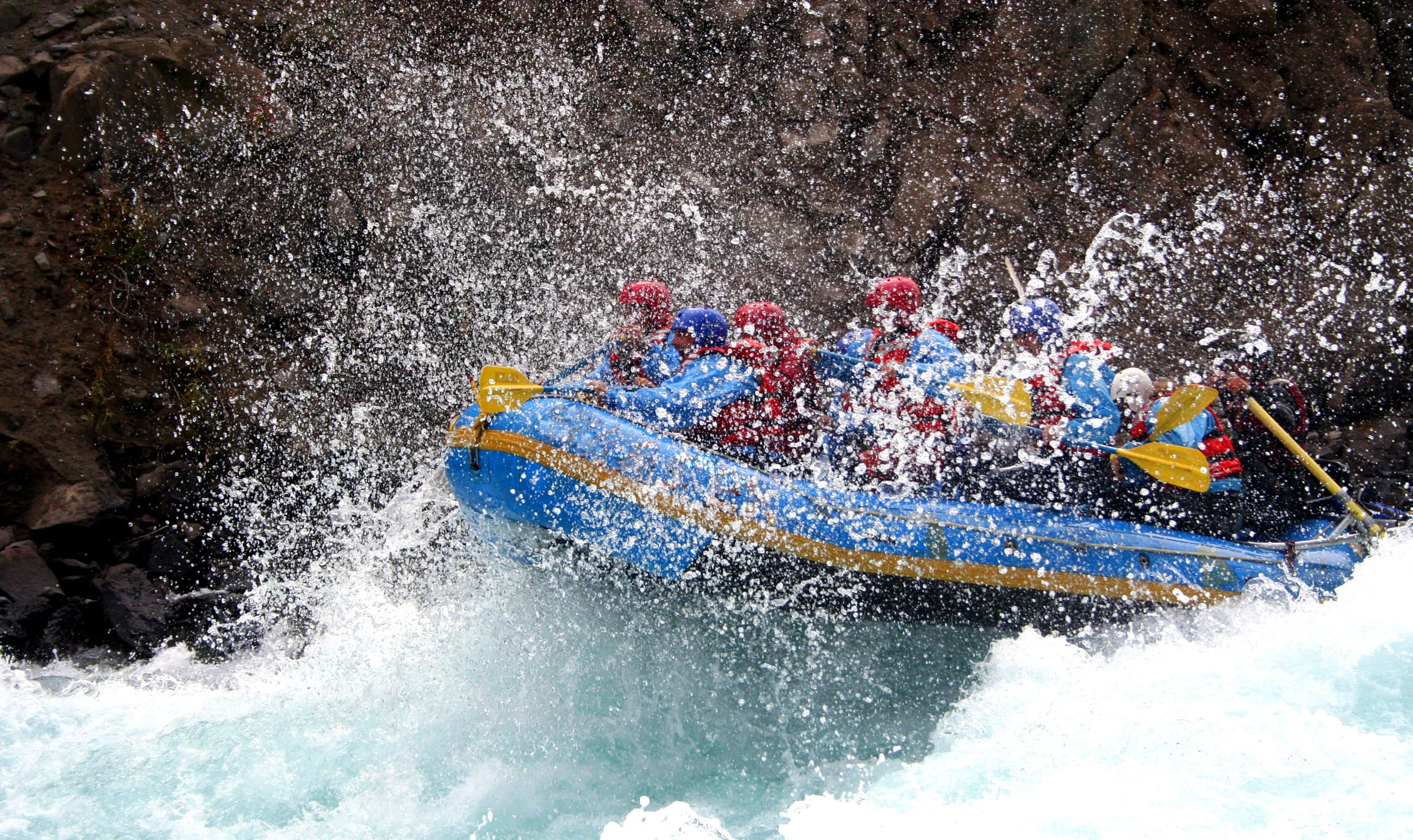 British Columbia Rafting