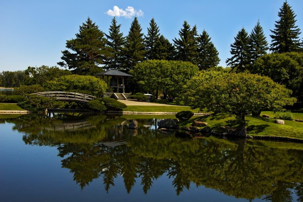 Nikka Yuko Japanese Garden Lethbridge