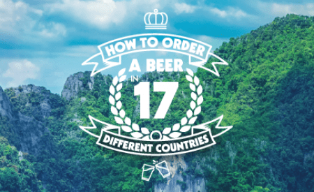 How to order a beer in 17 different countries