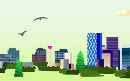 17 Greenest Cities in Canada