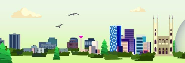 17 Greenest Cities in Canada - Expedia ca