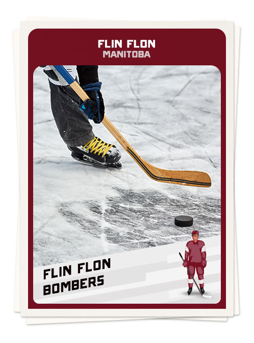 Flin Flon, Manitoba, one of the best hockey cities in North America