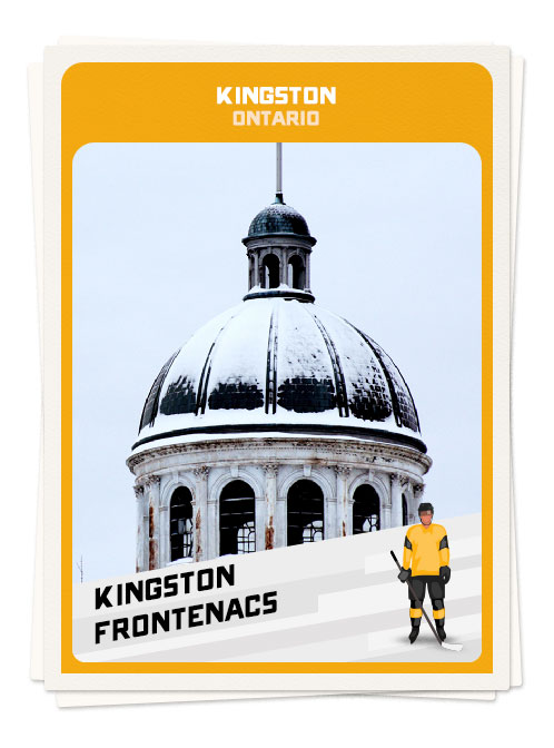 Hockey in Kingston, one of the best hockey destinations in Canada