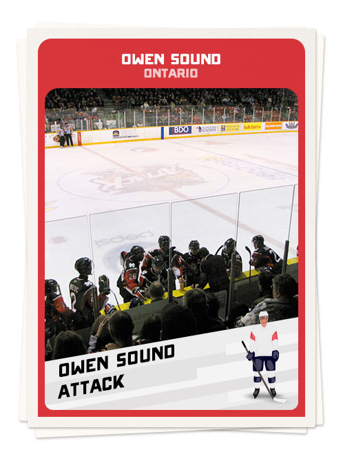 Owen Sound, one of the best hockey destinations in North America