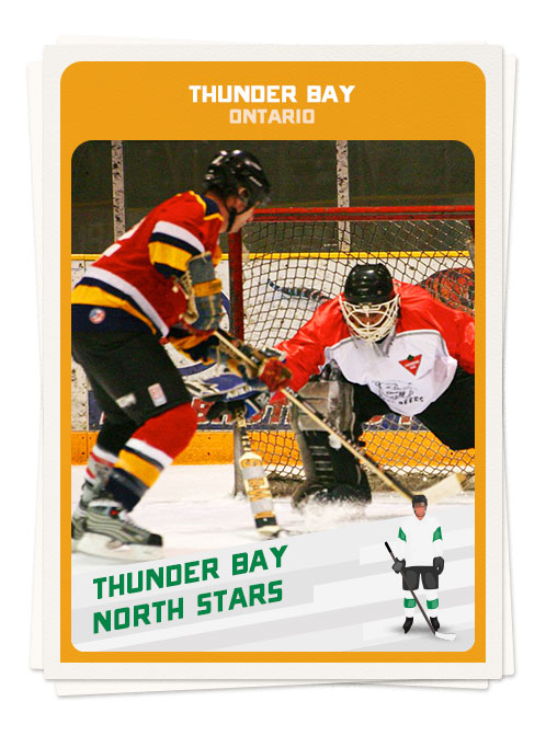 Hockey in Thunder Bay, Ontario, one of the best hockey towns in Canada
