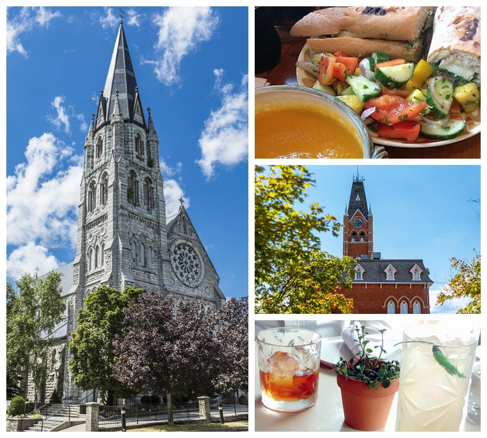Views from Belleville, Ontario - a top cozy city in Canada