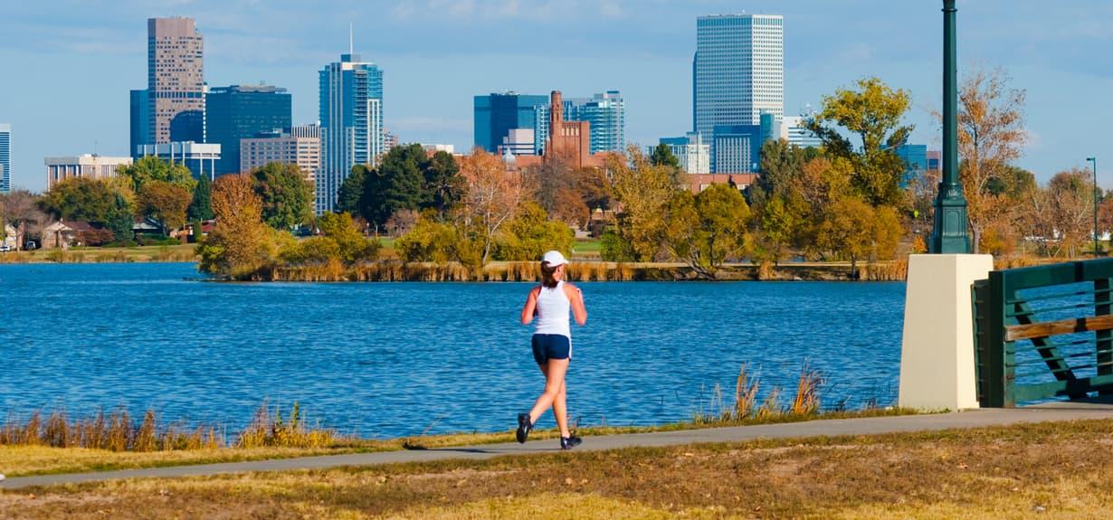 A Denver Fitness Break Itinerary