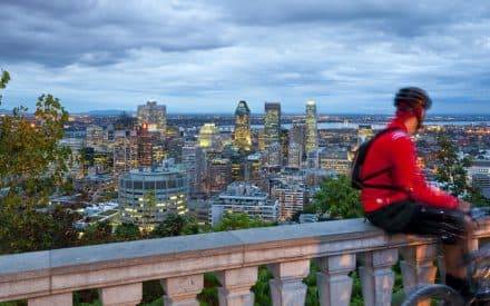 A Montreal Fitness Break Itinerary
